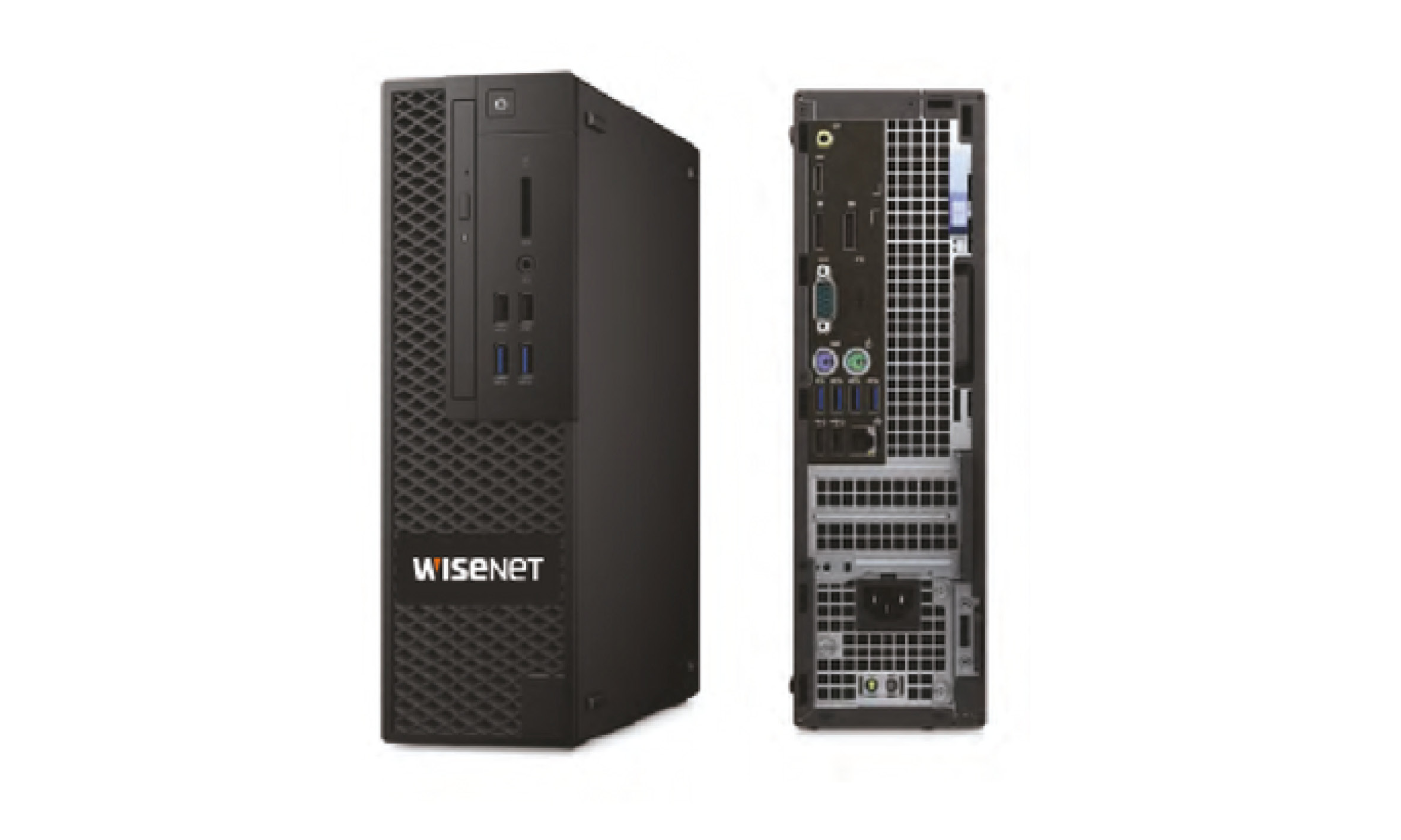 Wisenet Wave Hardware