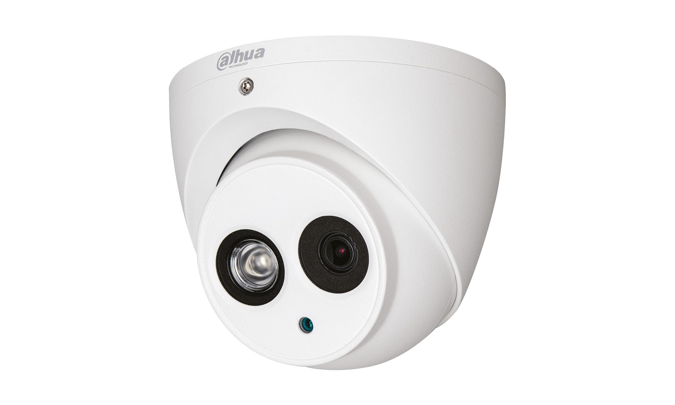 Static Dome Cameras