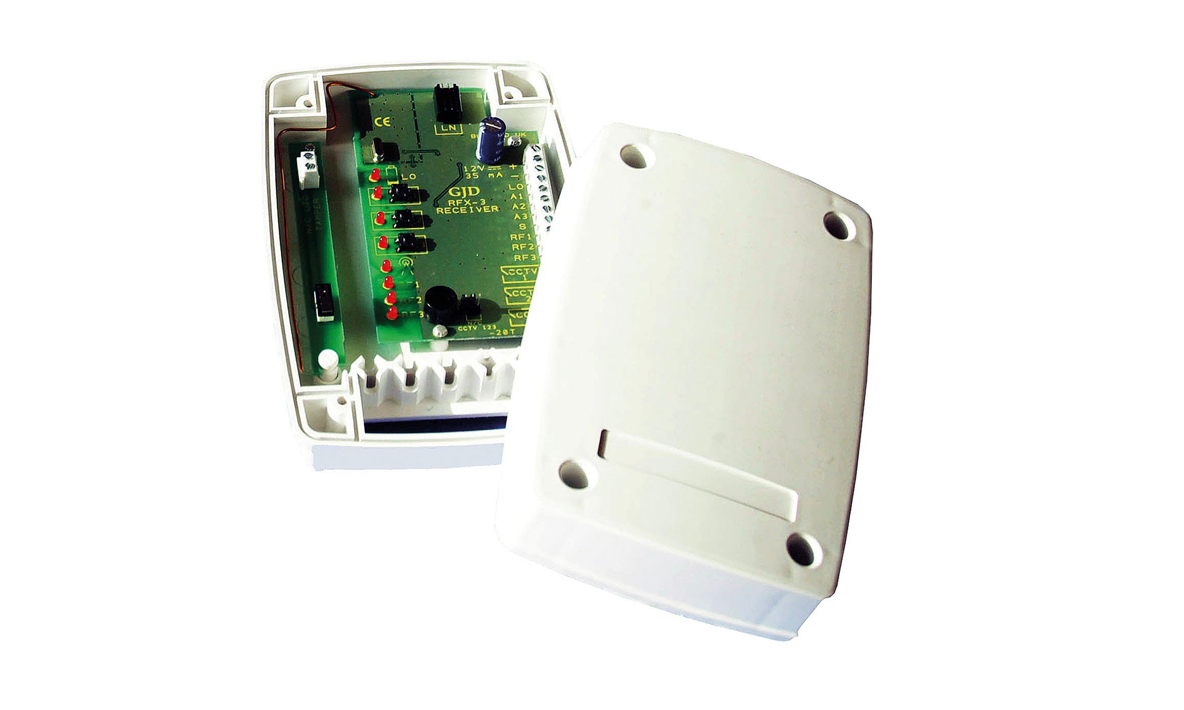 External Wireless Detector