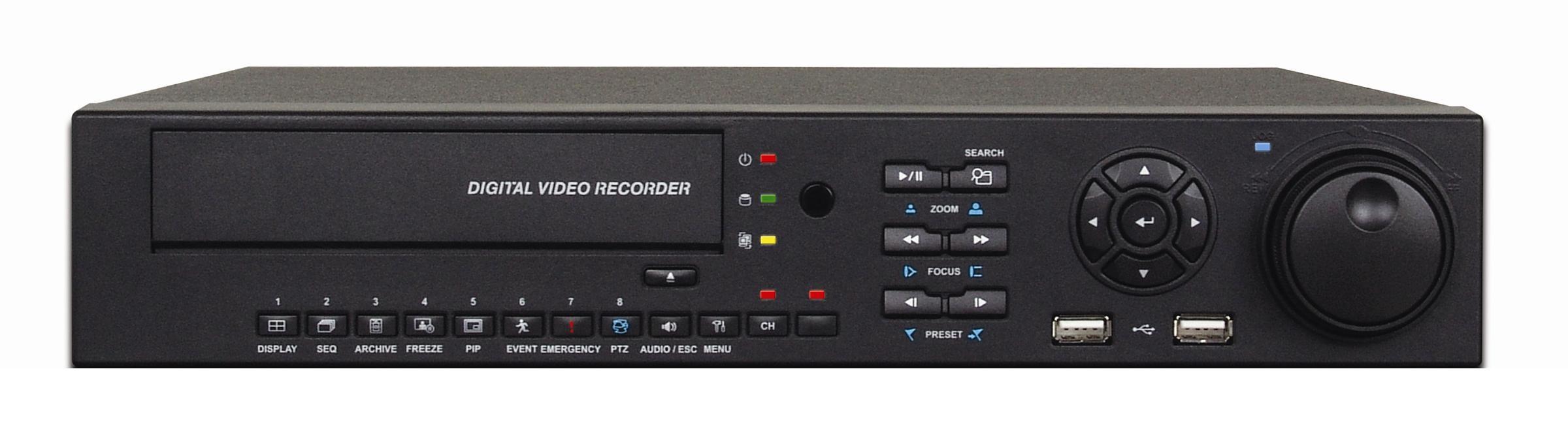Visage HSDVR8-500